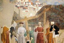 Piero della Francesca / Sansepolcro 1410ca. - Sansepolcro 12/10/1492  Pietro di Benedetto dei Franceschi; Pietro Borgliese