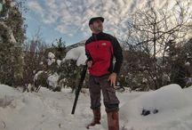 Kış winter nature / Hunter