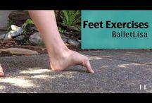 Flat feet exercise
