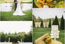 Wedding - Colour Palette Inspiration