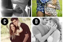 Pregnancy pose
