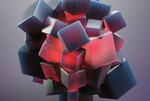 Digital Organic Art