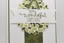 Stampin' Up Inspiration / Project ideas for all the lovely new Stampin' Up goodies we've ordered!