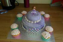 cakes iv made