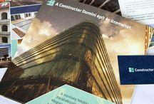 Constructor Domini / arculat tervezés és kivitelezés