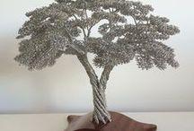 Clive Madisson's amazing trees <3