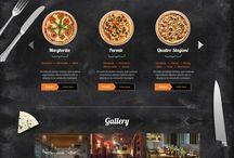 webdesign foodporn