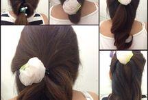 Nae's hair style / Hair style
