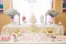 Cambria's 3rd Bday / by Kate Thorley