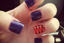 Clemson Tigers! / by Hannah Evatt