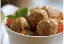 Ragoût de boulettes à la marocaine
