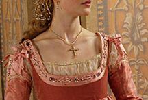 Florentine gown Italian medieval