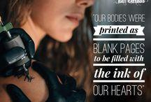 Tattoo Quotes!