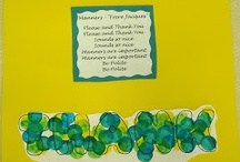 Classroom Theme: Manners/Sharing / by Angel Conaway