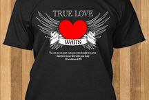 Christian Courtship T-shirts / Are you in the season of courtship? Grab these T-shirts and let everyone know about your stand on purity and waiting on God's perfect timing for you. Let God write your love story