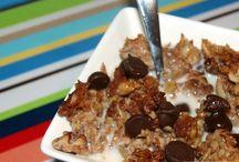 LEAP-Grain-free granolas/cereals