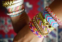 Friendship Bracelets / Simple Friendship Bracelets