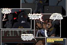 rolity.net / Un preámbulo a una serie de historias desafortunadas, que dan el inicio a los personajes de El Cómic en Línea, dibujada y escrita por Champe Ramirez