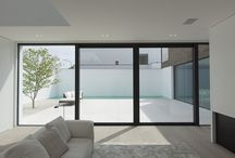 Project J.R. - Z-parket - Floor: Elis / A stunning bright Z-parket Elis floor in a, by AR+ brilliant, designed home. Realization by AR+ arplus.be #zparket #architecture #interiordesign  #parquetflooring