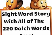 Sight words  / Reading