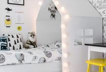 Kiddo baby room design interior / Inspiration designer baby room