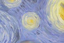Van Gogh reproduction process / Van Gogh reproduction process