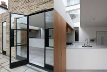 Crittall doors and windows