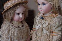 vintage 人形