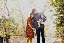 Style Guide: Family Portrait / Styling inspiration for family portrait sessions