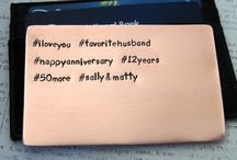 Anniversary Ideas / by Melissa Mathis