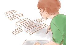 study / study habits interesting bits of information