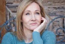 J.K. Rowling / J.K Rowling es la escritora de Harry Potter y bueno.... Vengsn PotterHeads