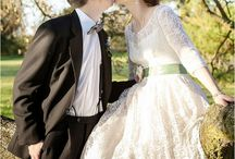 wedding dresses and themes