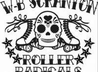 W-B Scranton Roller Radicals / Roller Derby
