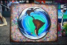 Art Around the World DIY Preschool Theme / Learn more about Cullen's Abc's DIY Online Preschool at CullensAbcs.com