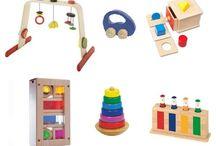 Montessori Inspired Toys