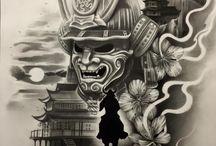 japán tetoválás