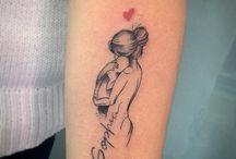 Sofía tattoo