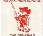 Pulaski High School / by Lauren Kane