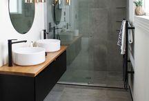 bagno cemento-piastrelle metropolitana