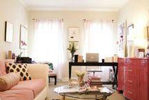Apartment Ideas / by Rachel Lambrecht