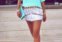 wear-skirts. / by Gina Smith