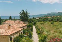 Greek Chateu Wedding / A beatiful and elegant destination wedding in Greece.