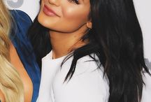 Kylie jenner / Make-eup, hair and style