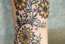 Tattoos / by Jennifer Reynolds