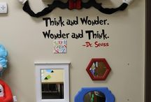 Dr. Seuss Classroom Theme / Next Year / by Lindsey Franklin