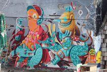 urban art / by bozontee