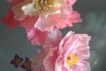 Flori deosebite marțipan