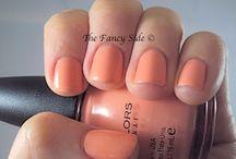 Orange Polishes