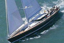 "131/40m Alloy Sail Yacht ""NUBERA BLAU"" / 131'/40m Alloy ""NUBERA BLAU"" images"